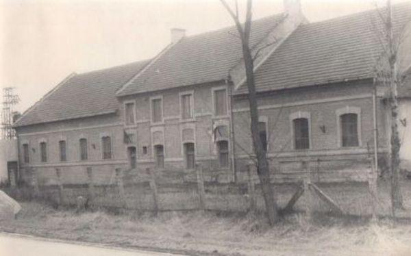 A vállalat első székháza Békésen (1962)