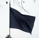 Nemzeti gyásznap – Fekete zászlók az ALFÖLDVÍZ épületein