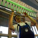 A Délmagyarország újságírója felkísérte munkatársainkat a makói víztoronyba